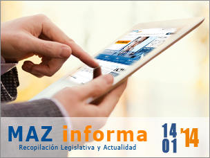 MAZ informa 14/01/2014